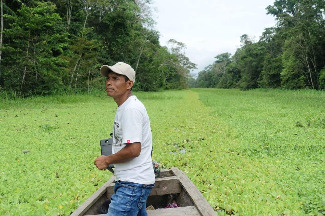 colombia reizen amazone