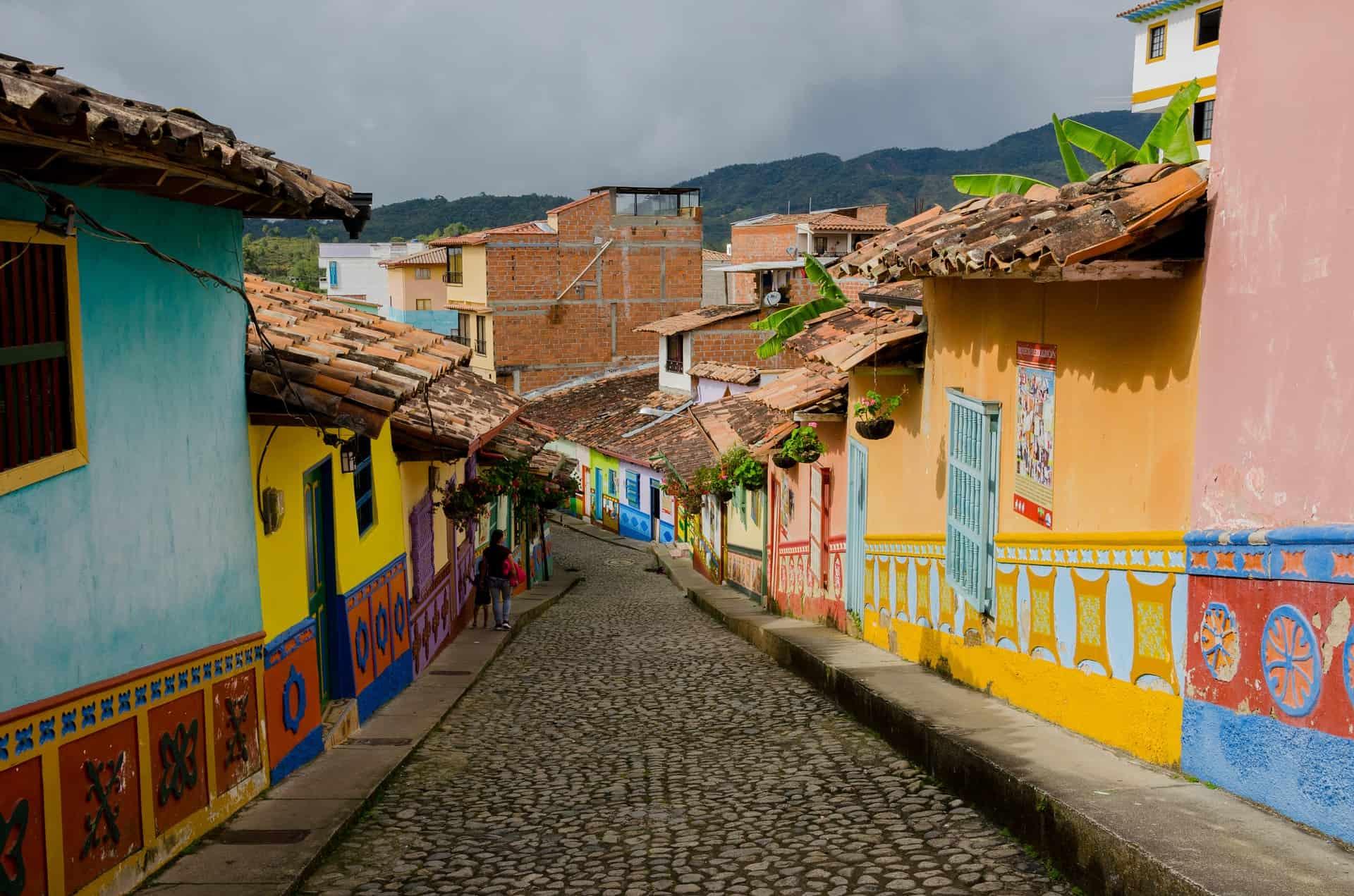colombia reizen guatape
