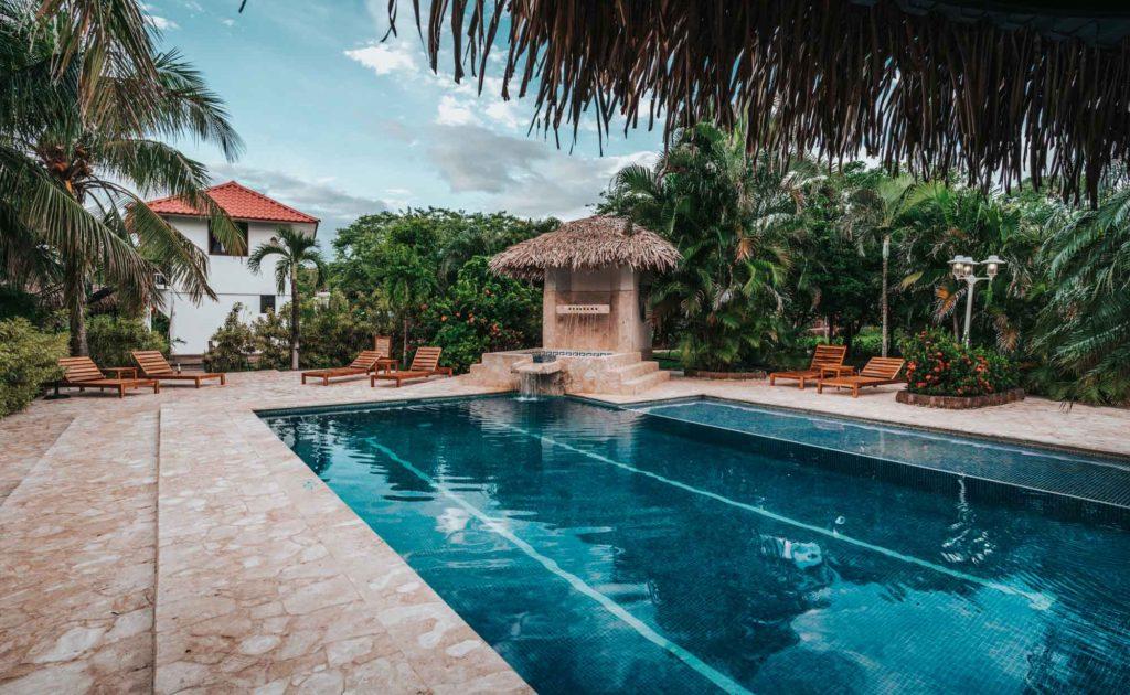 costa rica kerstvakantie hotel playa lagartillo