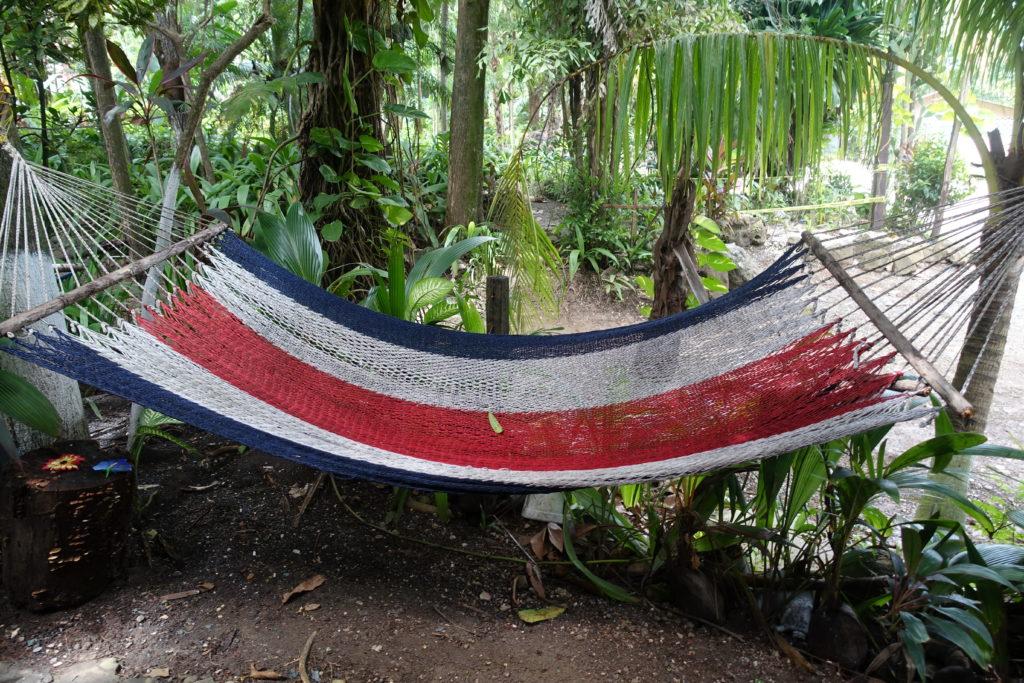 costa rica lokaal vlag