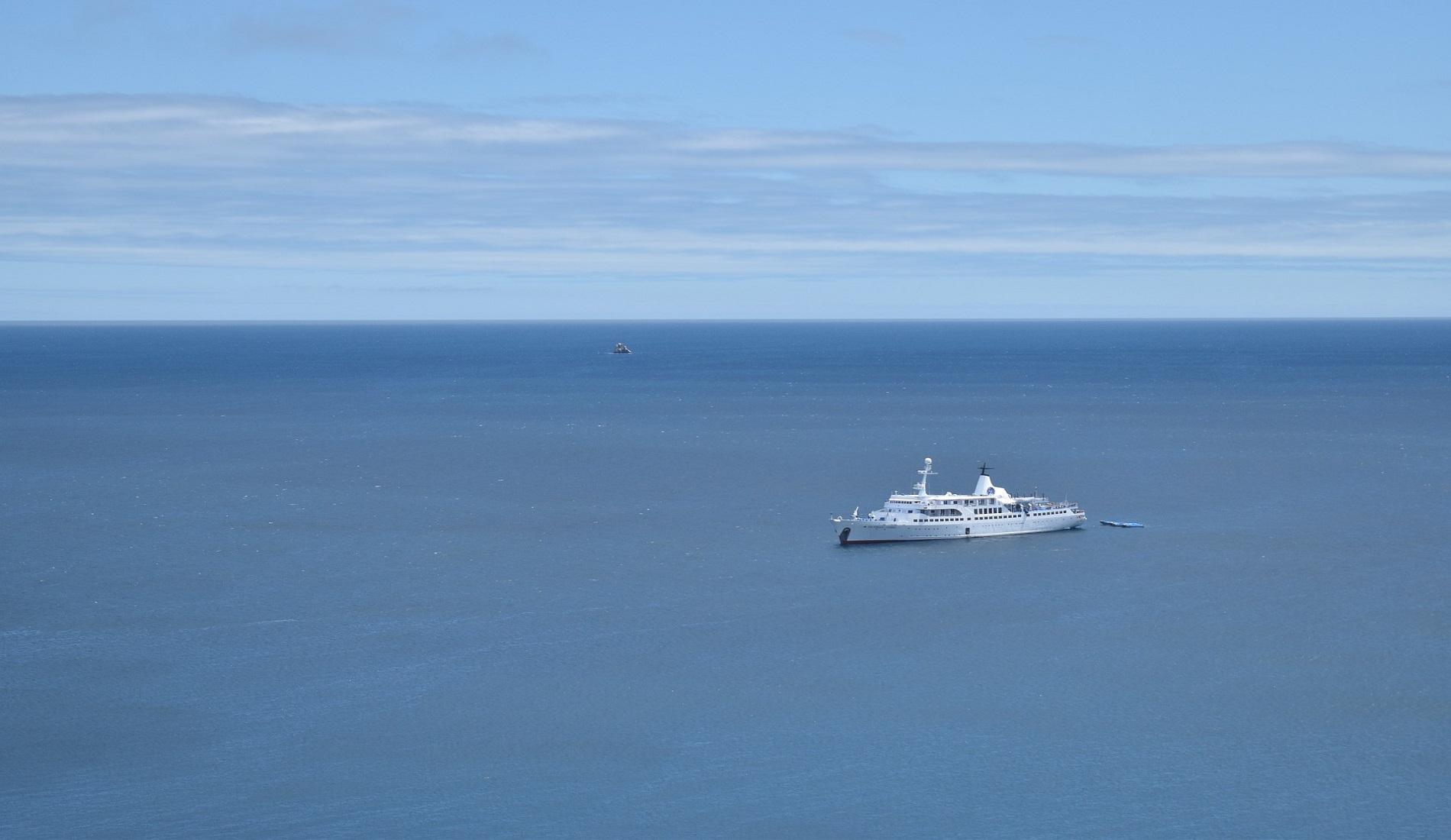 cruise galapagos eilanden