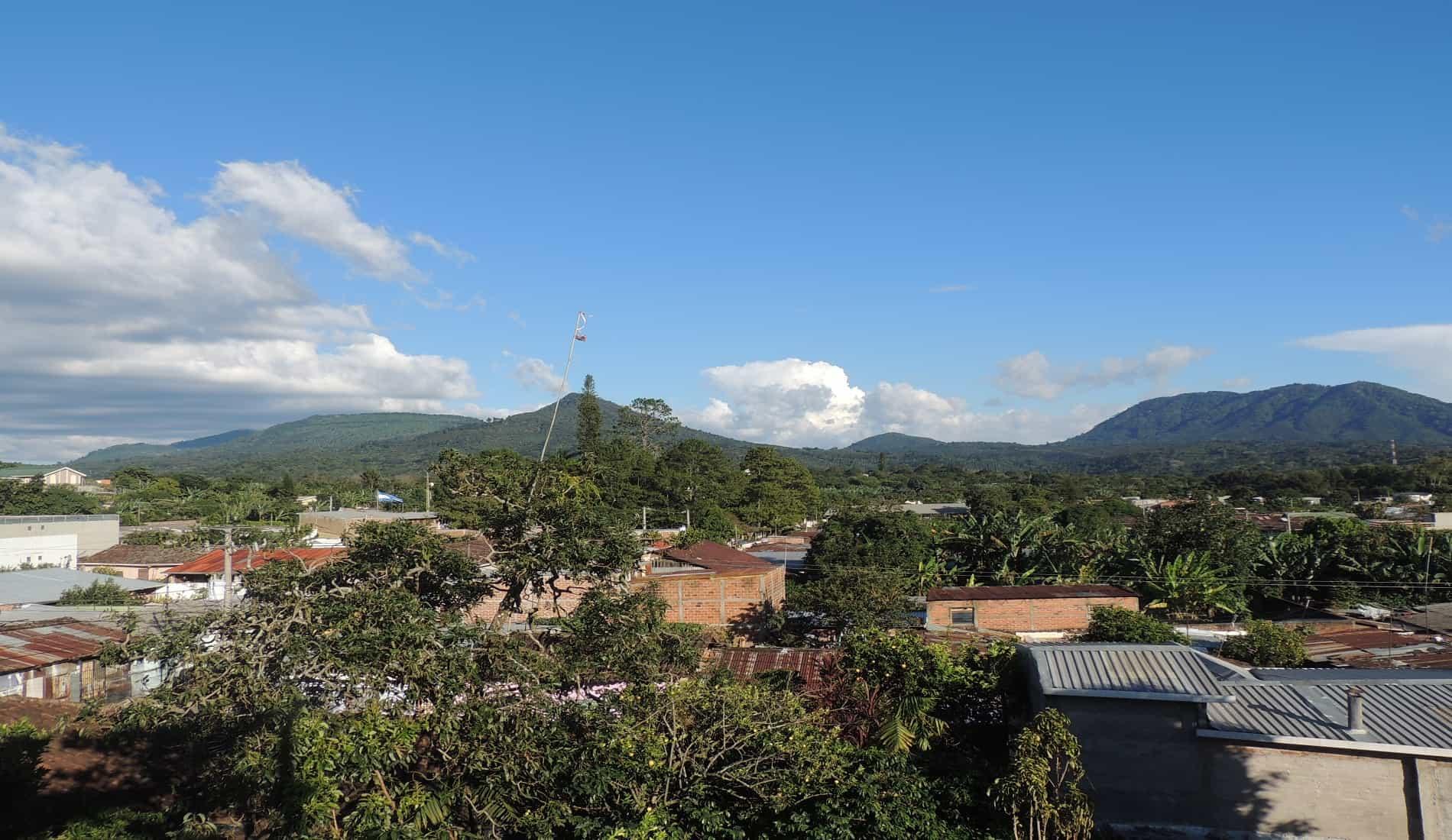 dorpje natuur el salvador