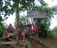 Embera indianen