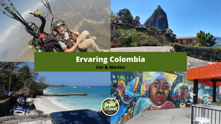ervaring colombia