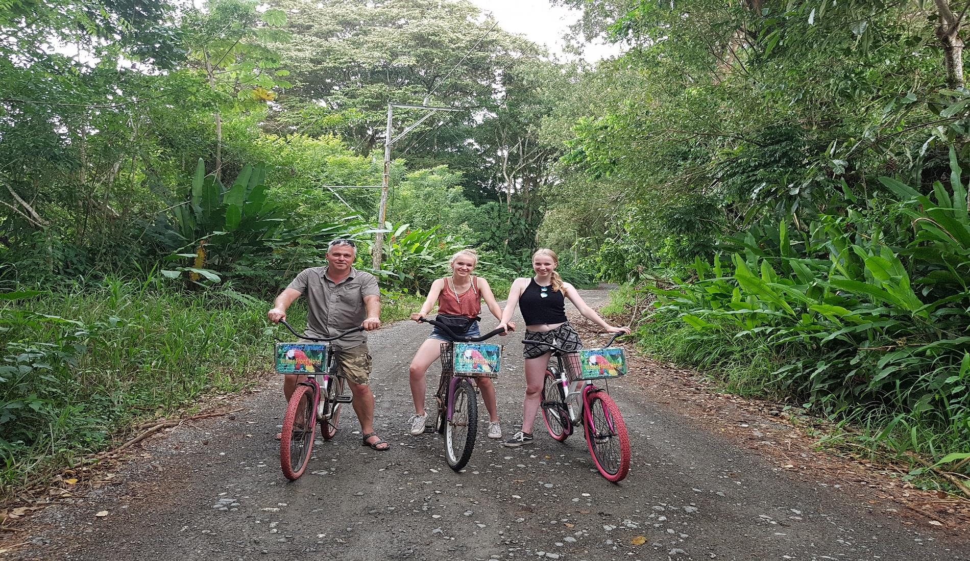 fietsen corcovado