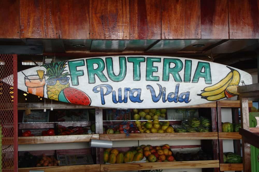 fruitkraam costa rica