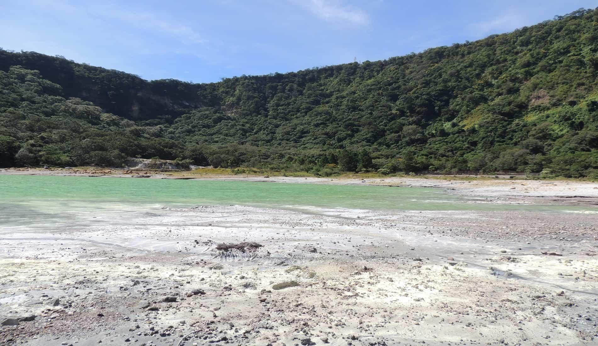 groen meer el salvador