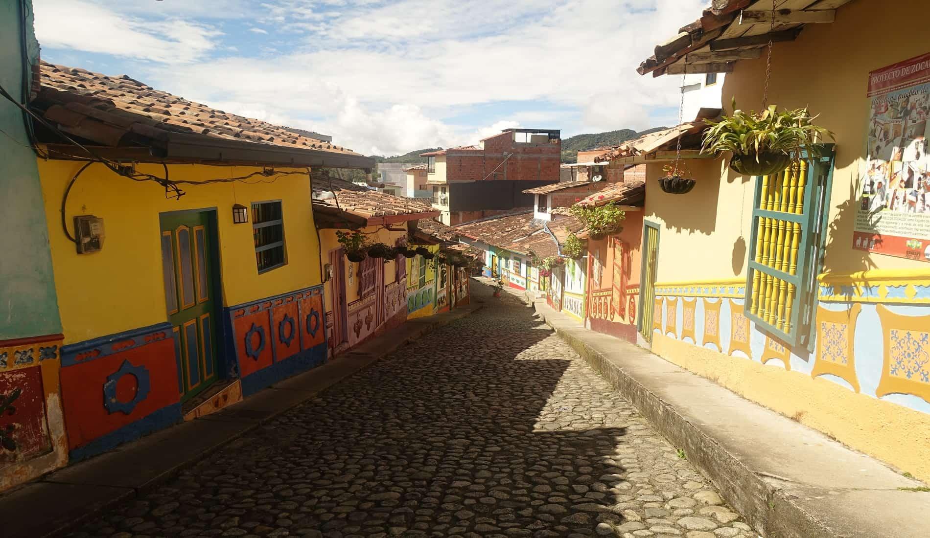 guatape stad