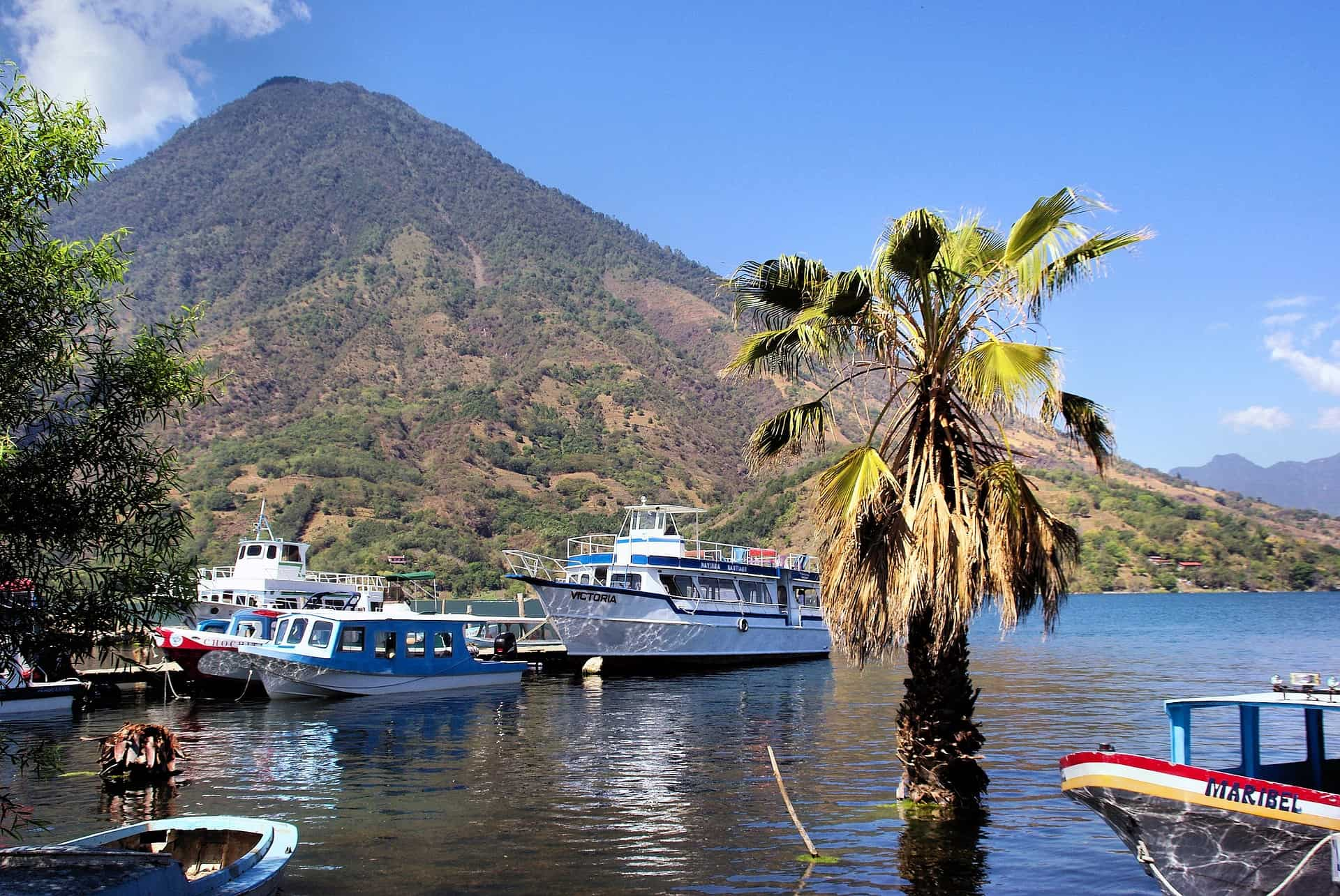 guatemala reizen lake atitlan