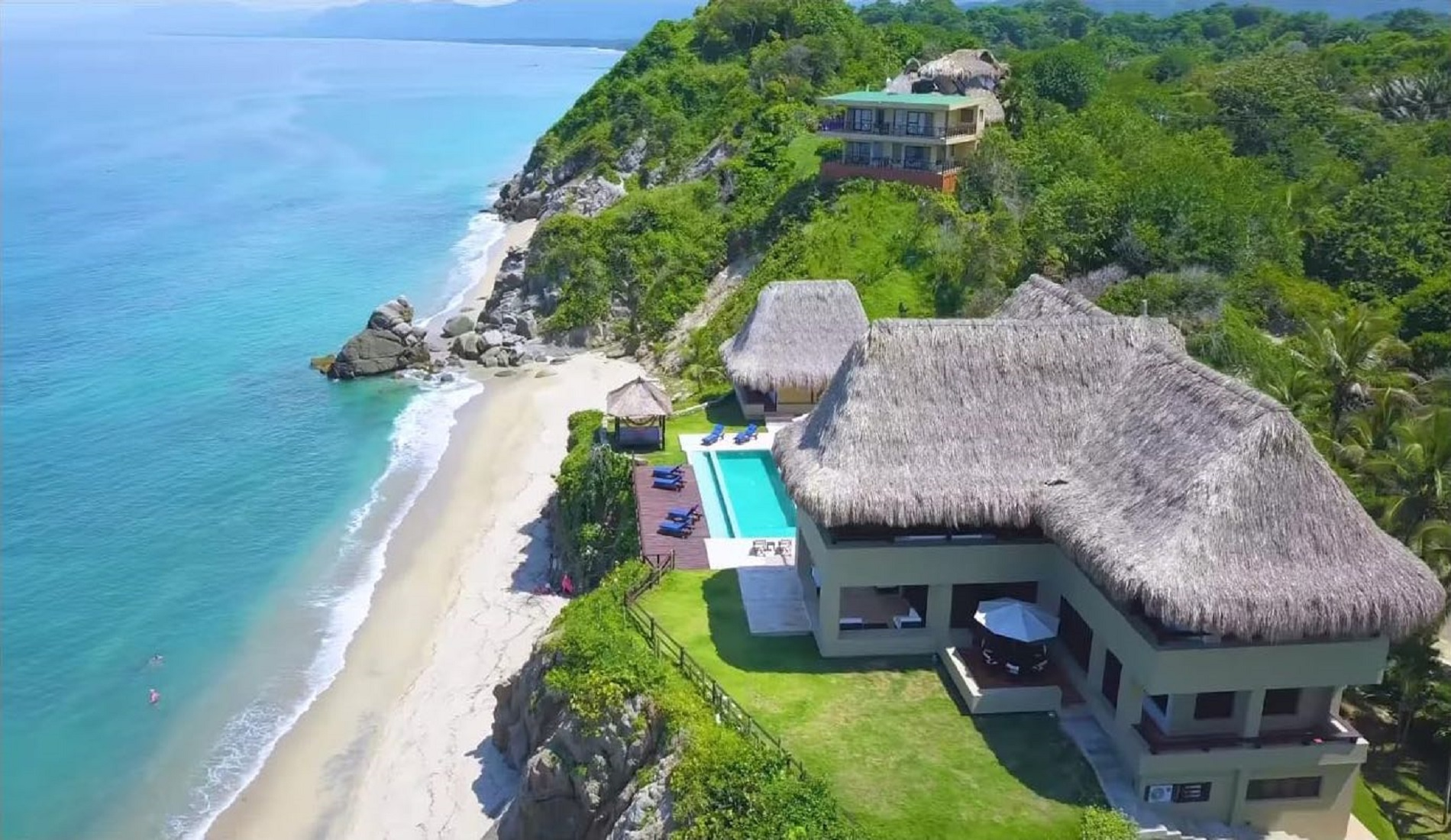 hotel tayrona luxe reis colombia
