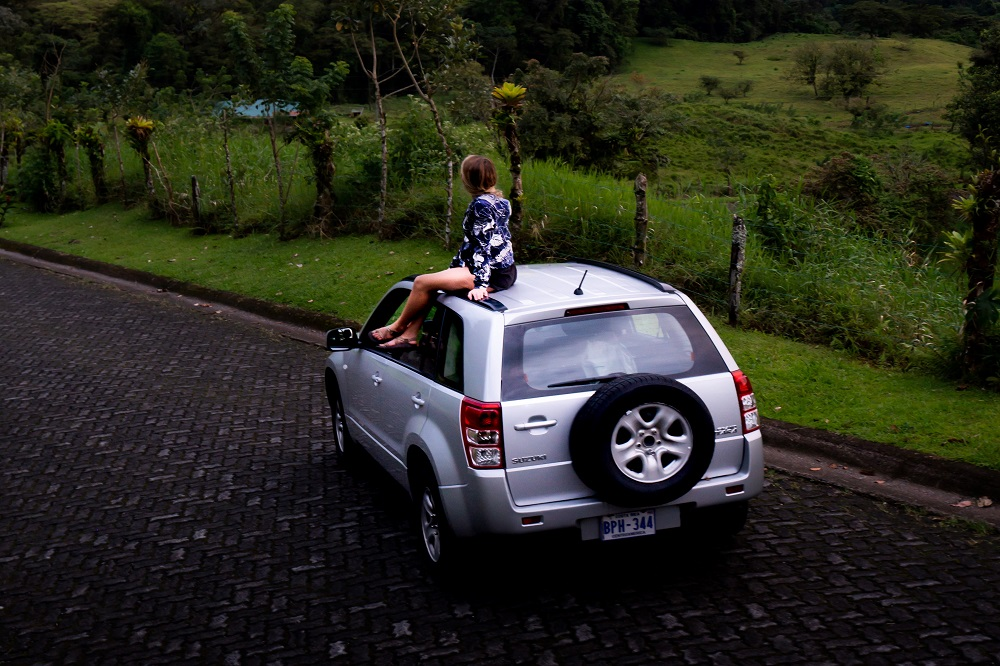 huurauto autorijden in costa rica
