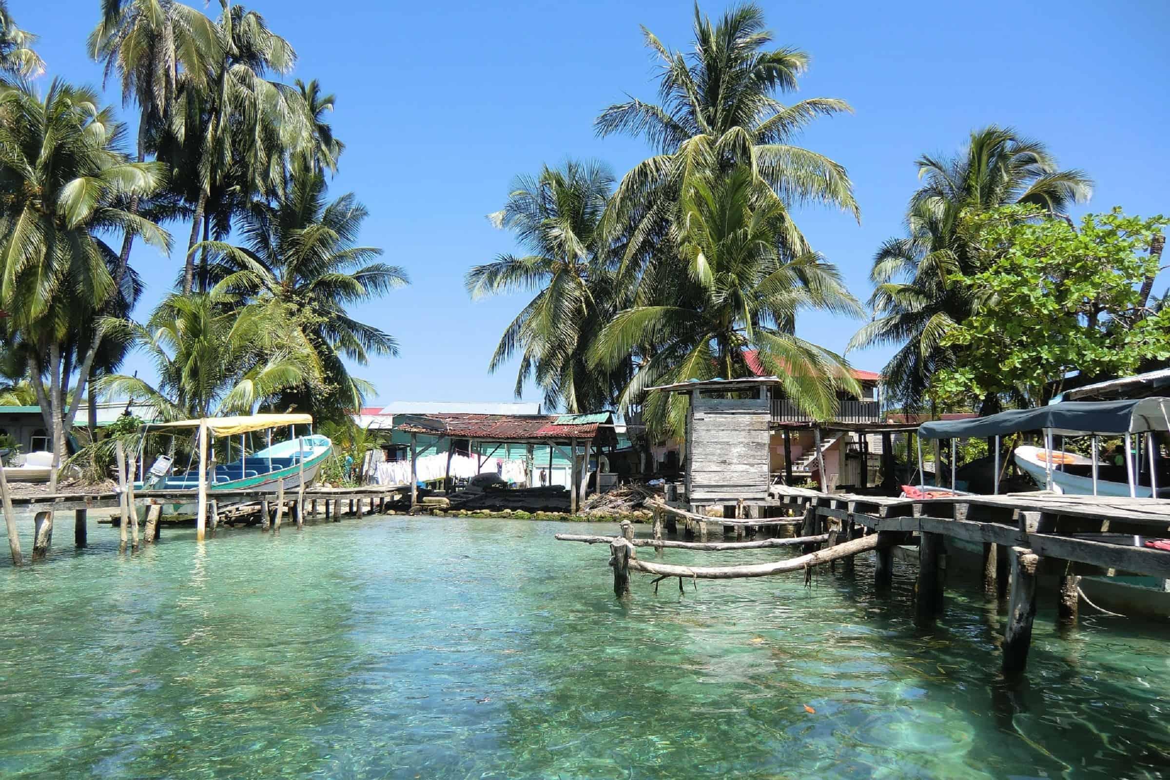 huwelijksreis Panama bocas