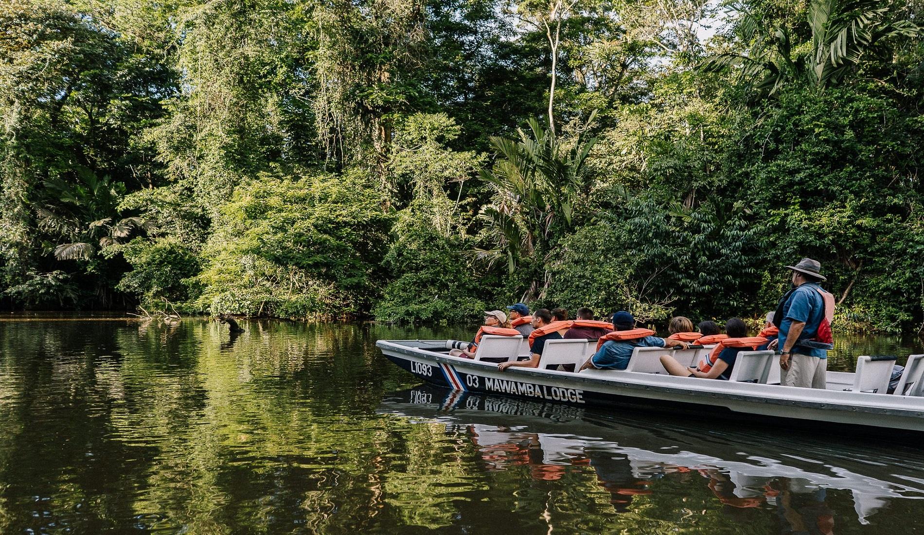 individuele rondreis costa rica boottour tortuguero