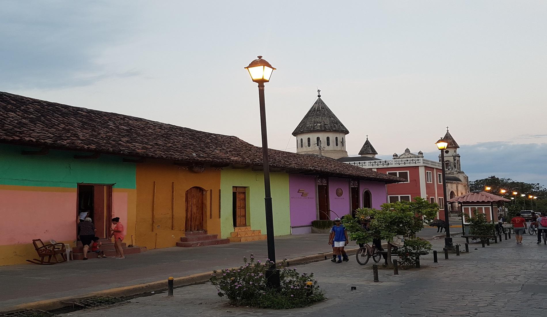 koloniaal centrum granada