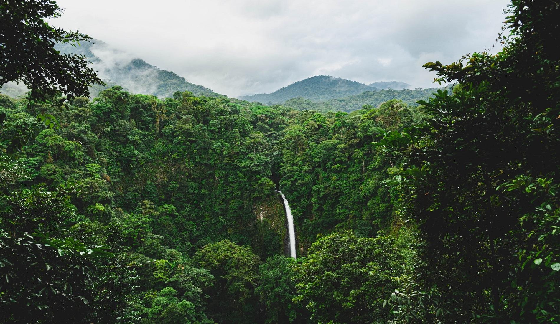 la fortuna waterval costa rica hoogtepunten