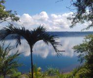 Uitzicht meer van Apoyo
