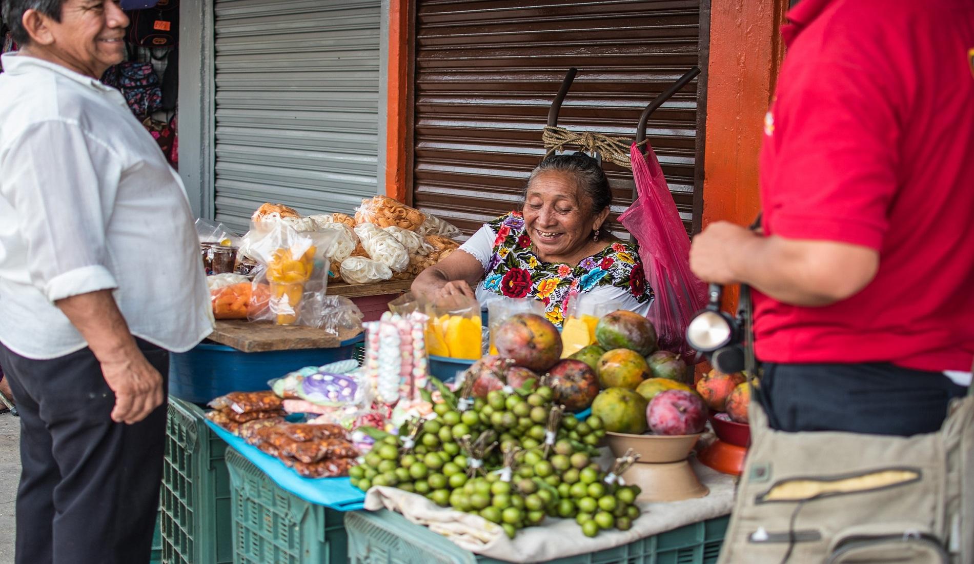 local markt oaxaca