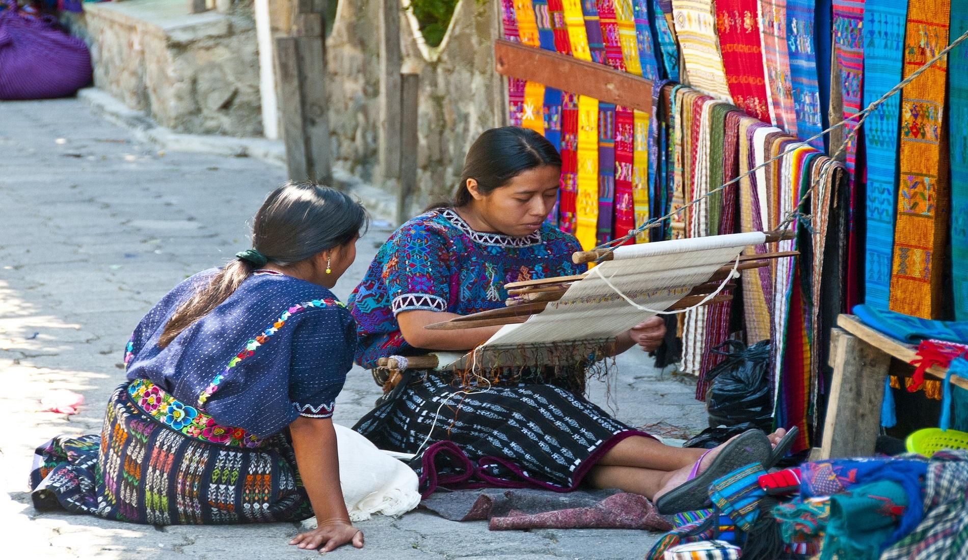 locals guatemala reizen