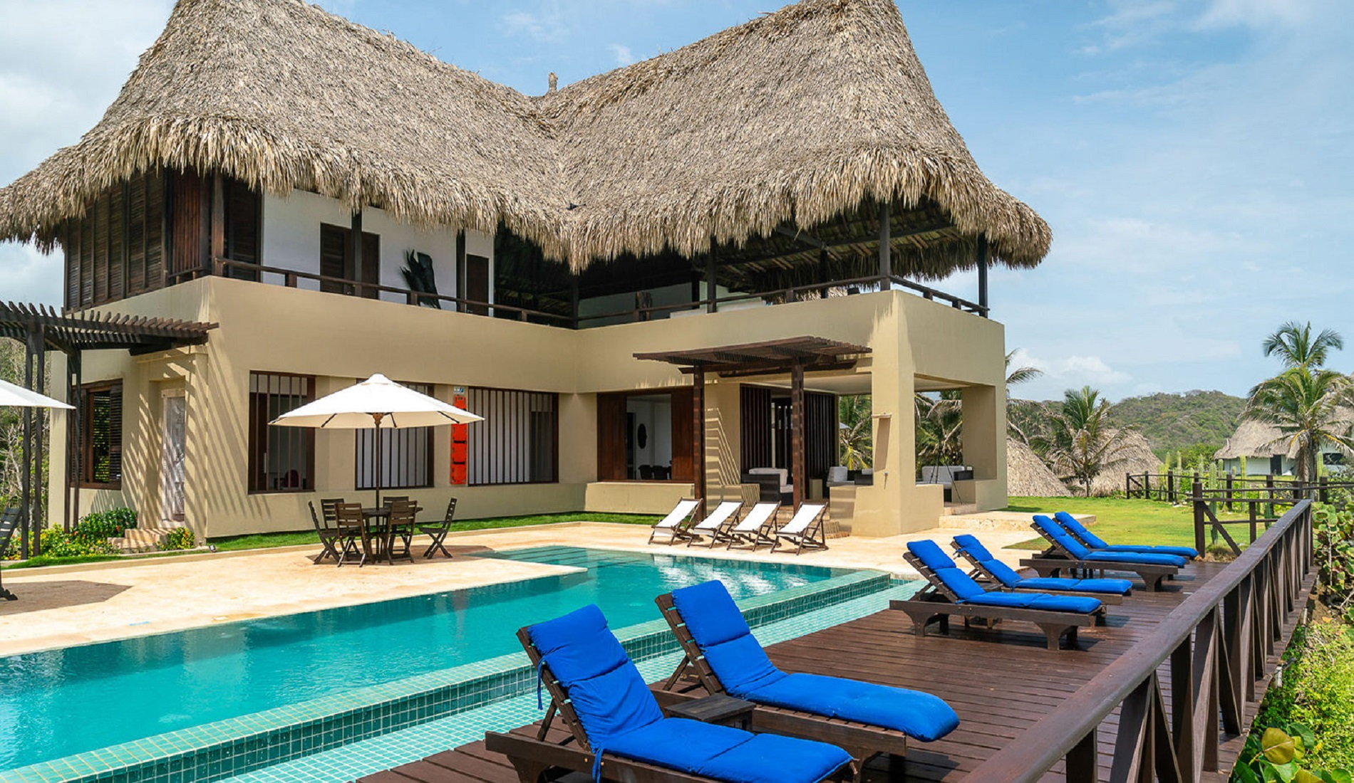 lodge tayrona luxe reis colombia