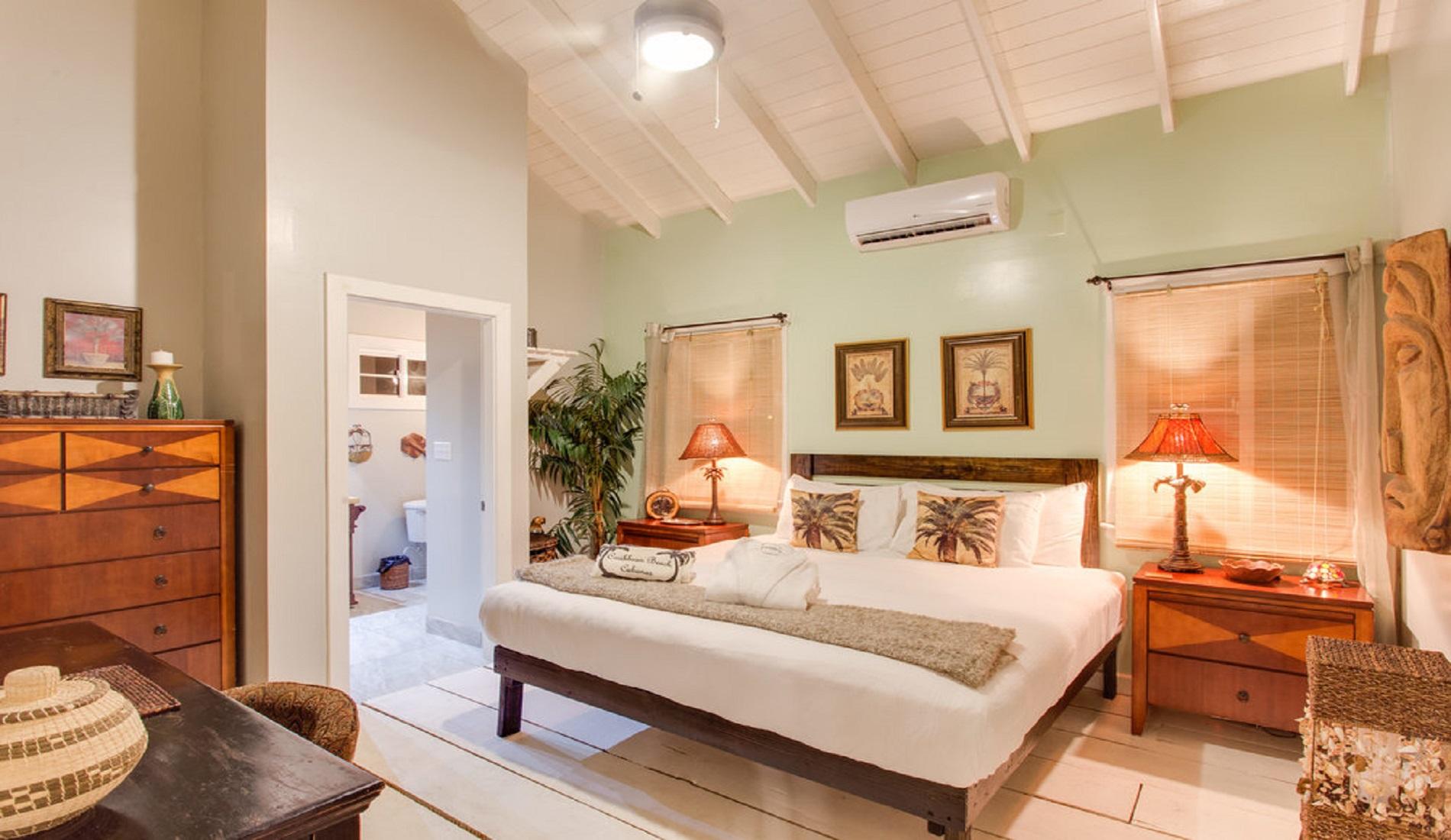 luxe reis belize cabana