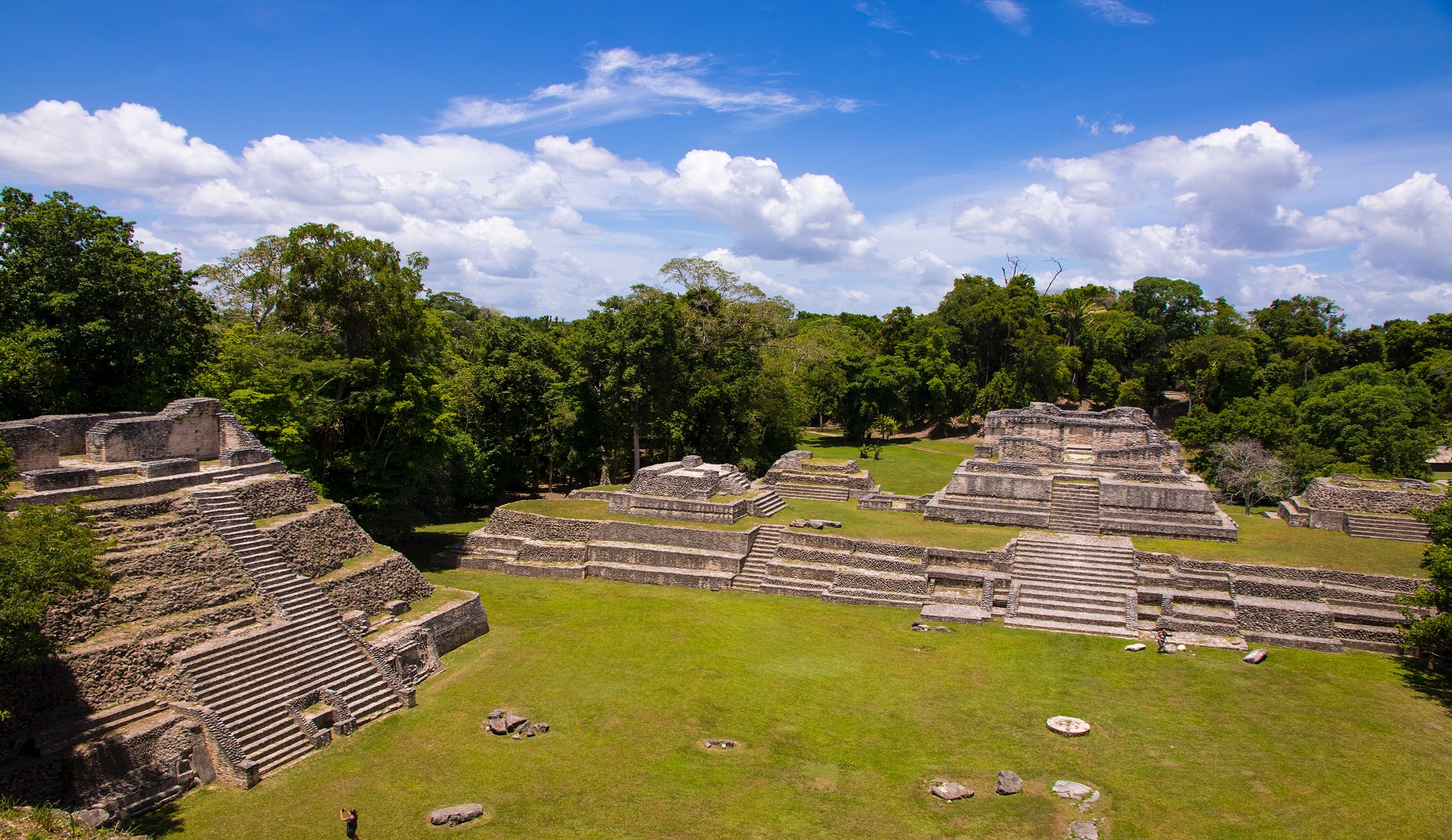 luxe reis belize caracol