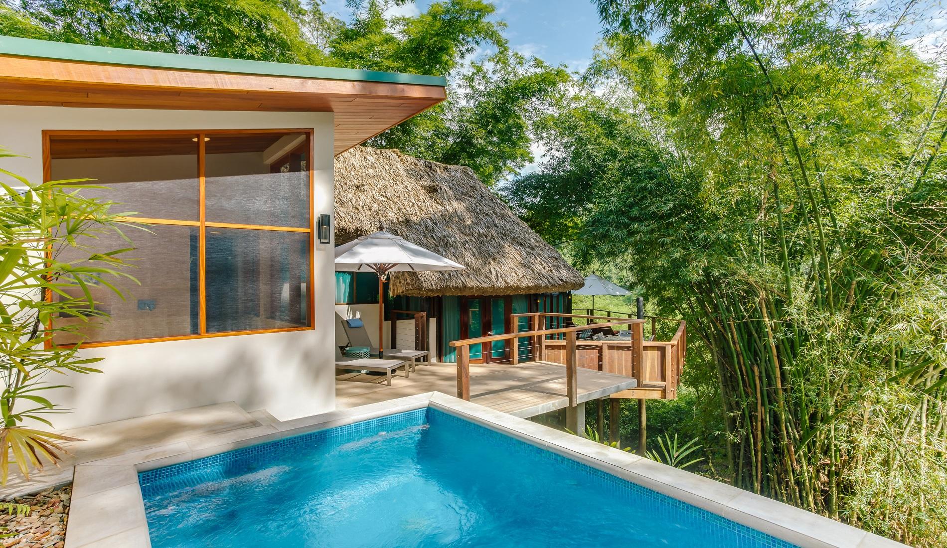 luxe reis belize villa