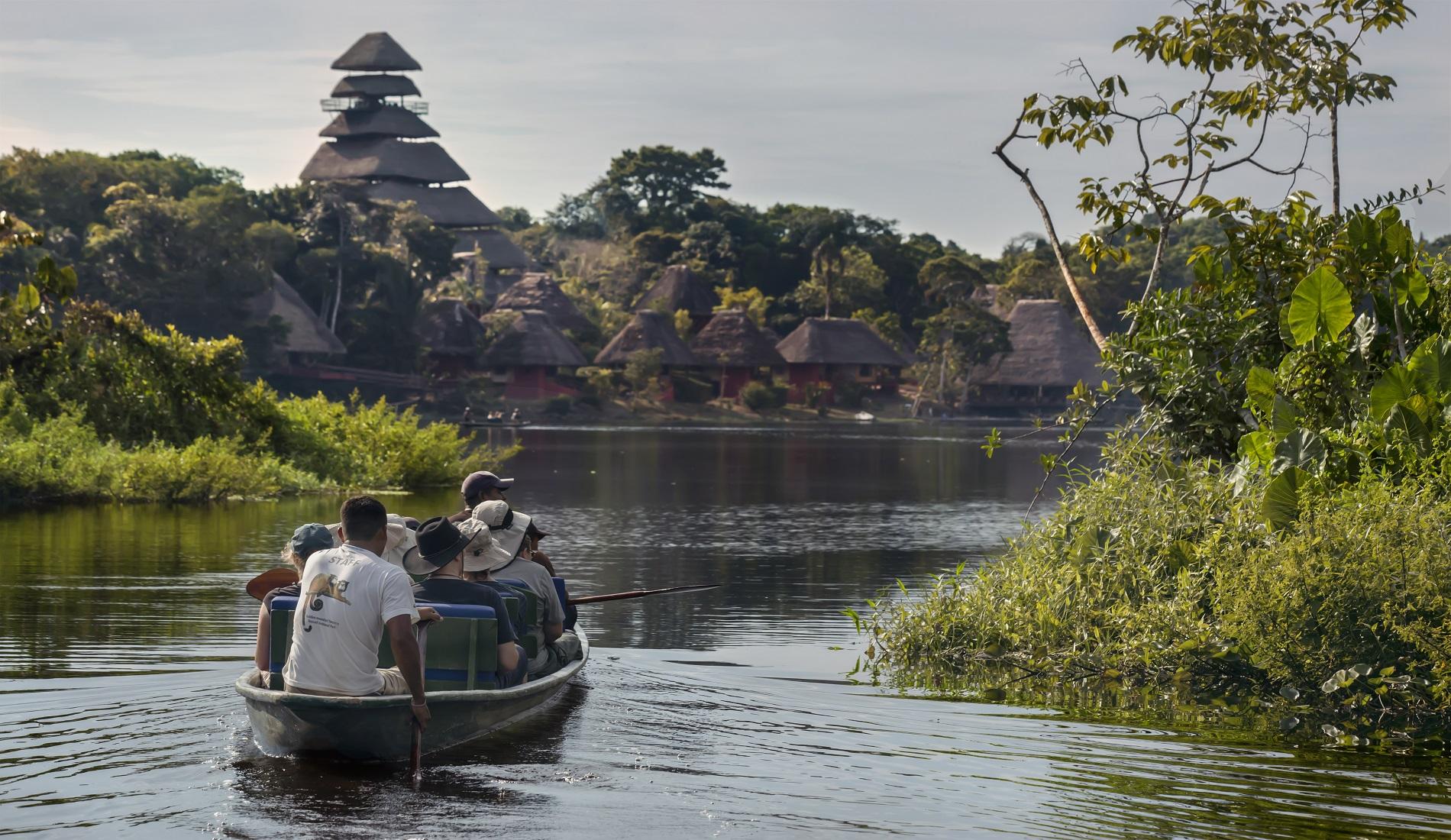 luxe reis ecuador amazone napo