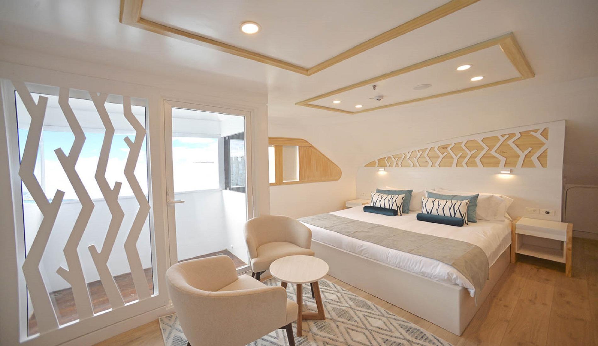 luxe reis ecuador cruise galapagos