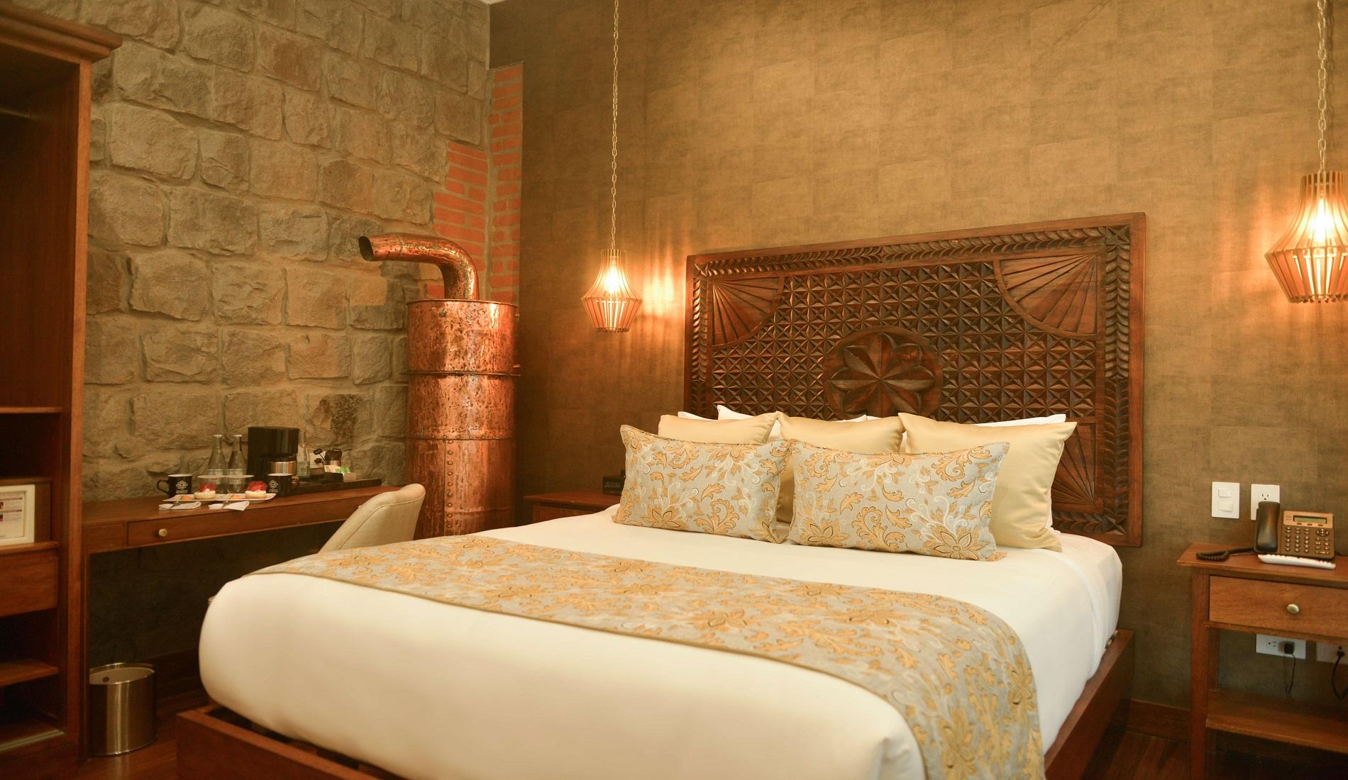 luxe reis ecuador hotel otavalo