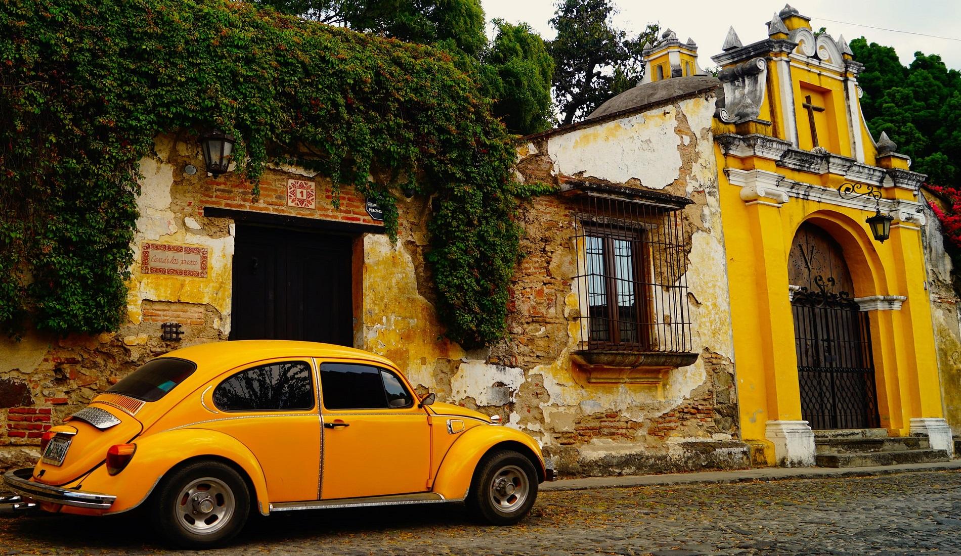 luxe reis guatemala antigua auto