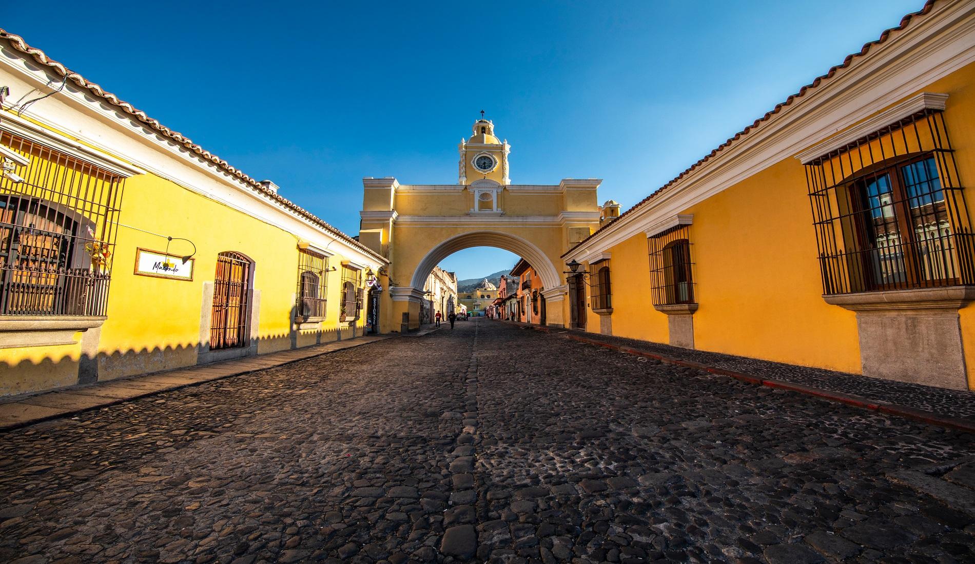 luxe reis guatemala antigua