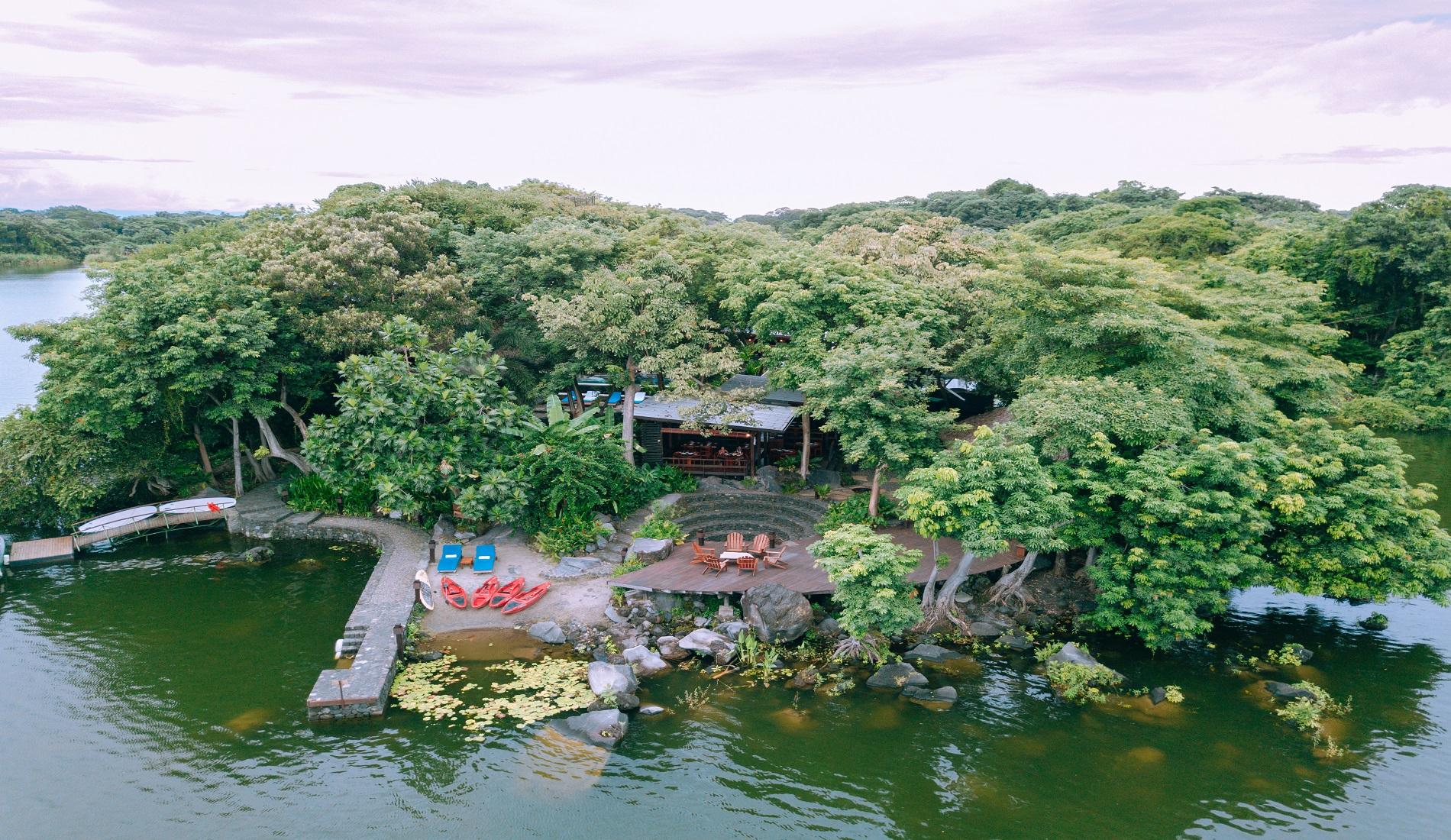 luxe reis nicaragua island