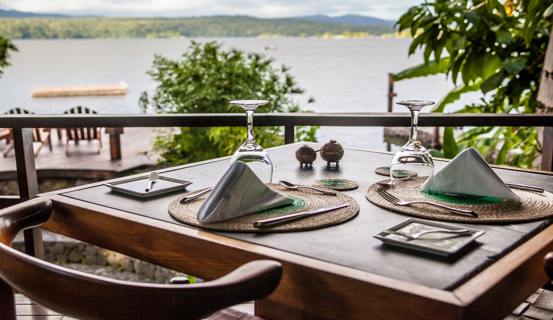 luxe reis nicaragua jicaro lodge dinner