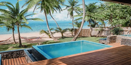 luxe reis nicaragua zwembad
