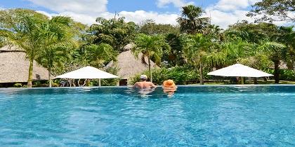 Maak een luxe rondreis door Belize