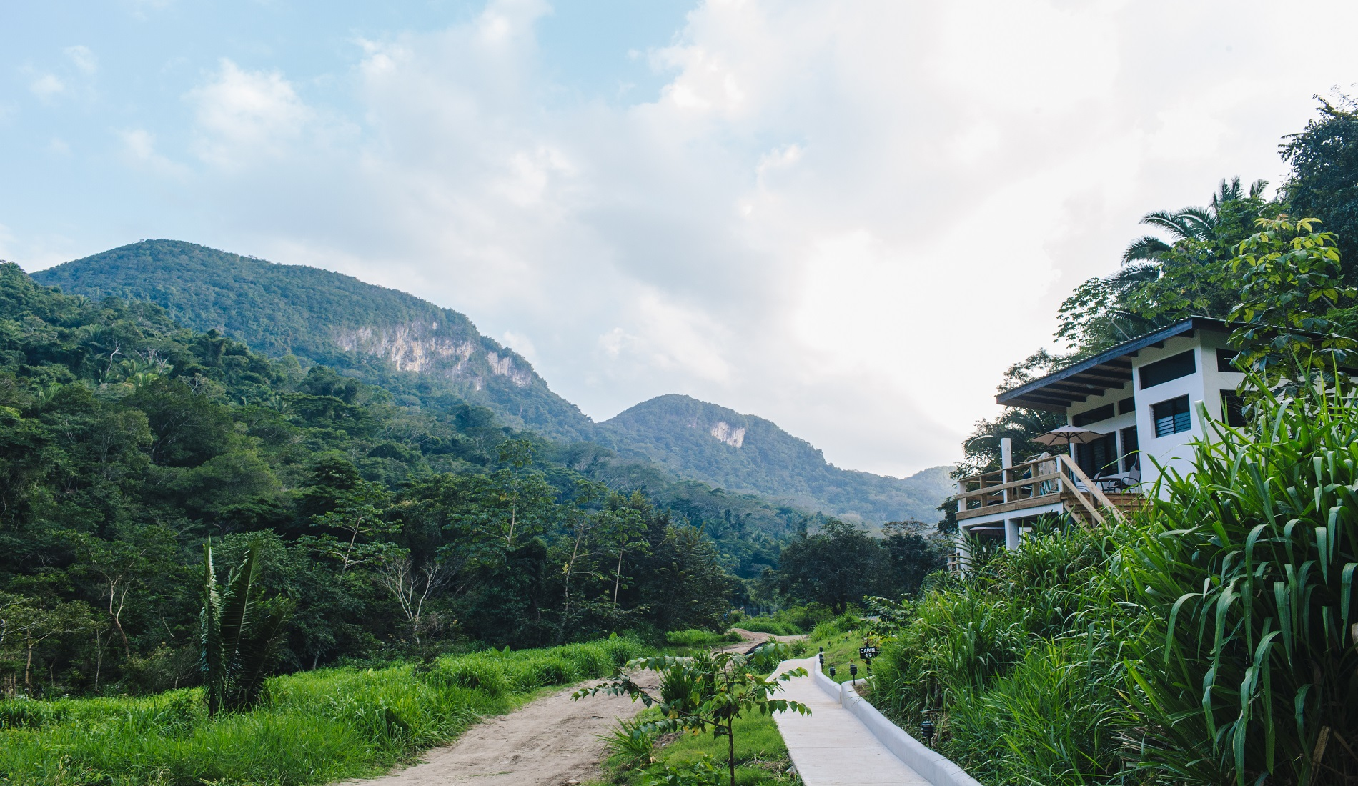 macal rivier reis guatemala en belize