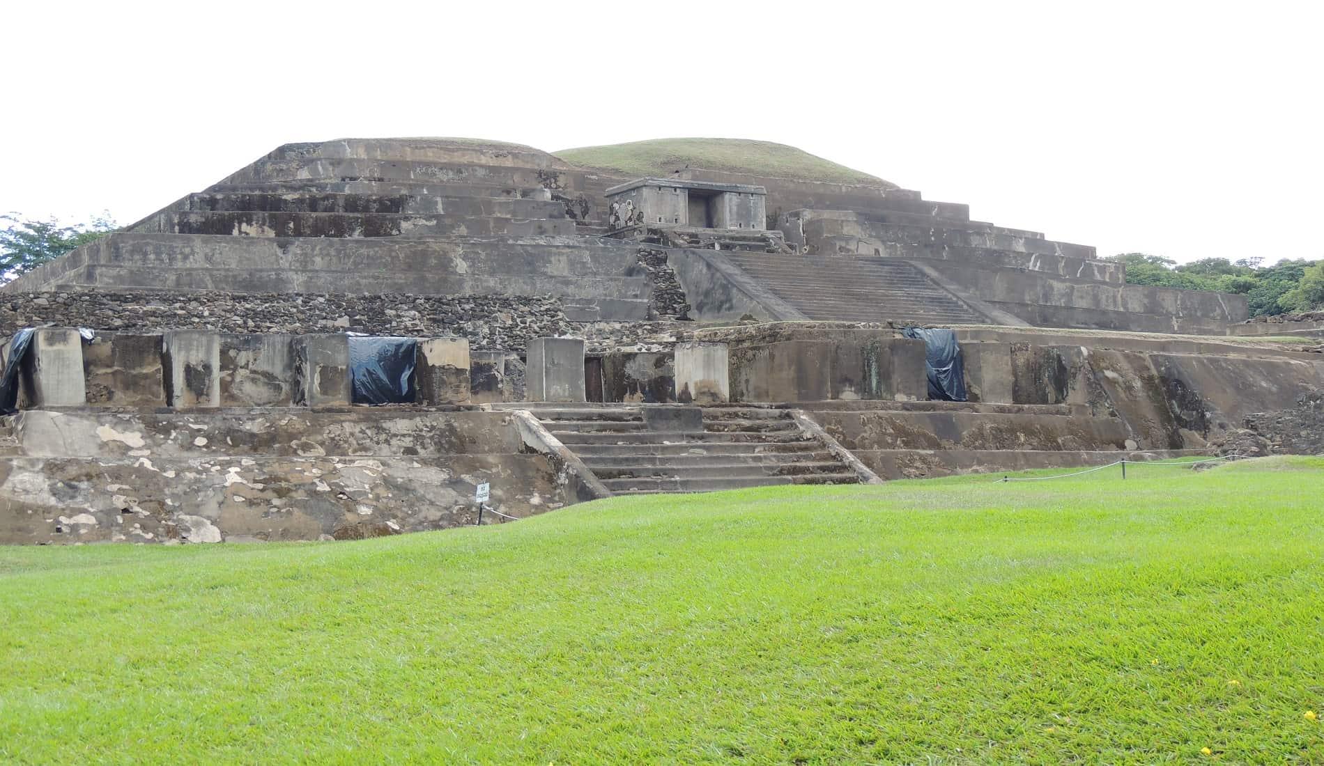 maya ruine el salvador