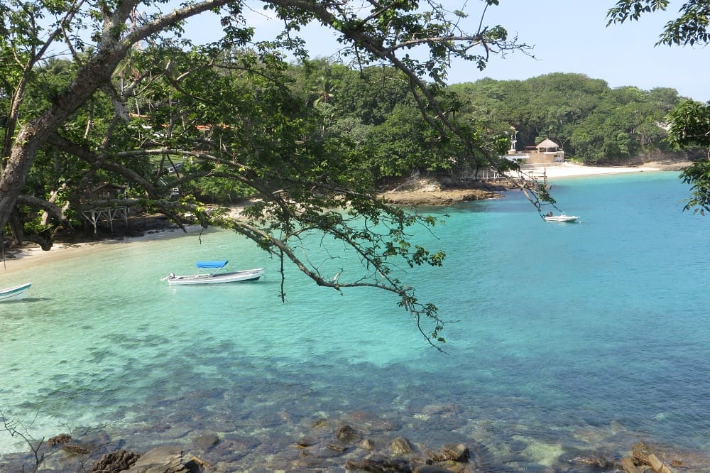 mooiste stranden panama pareleilanden