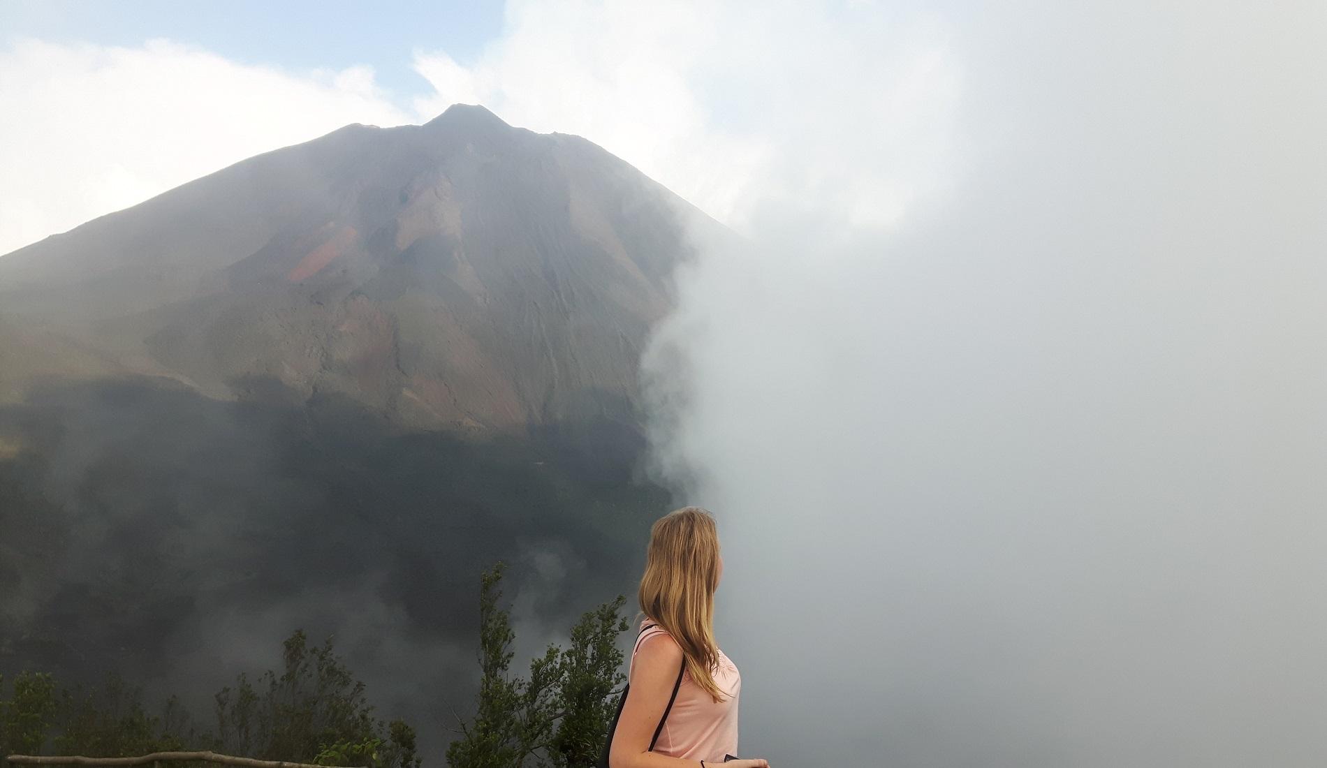 payaca vulkaan