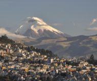Quito vulkaan