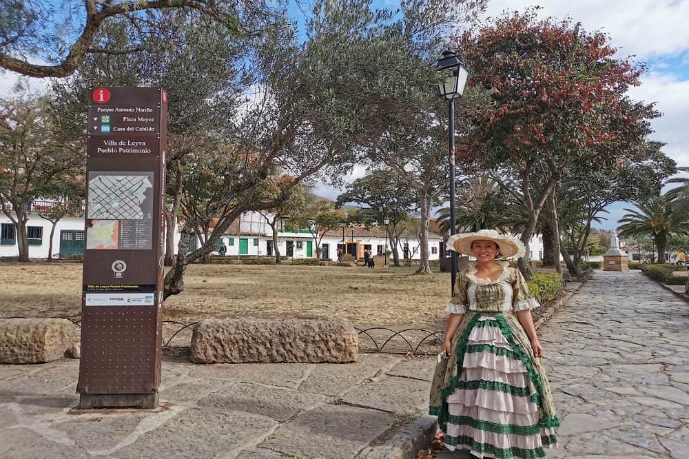 reisverslag villa de leyva