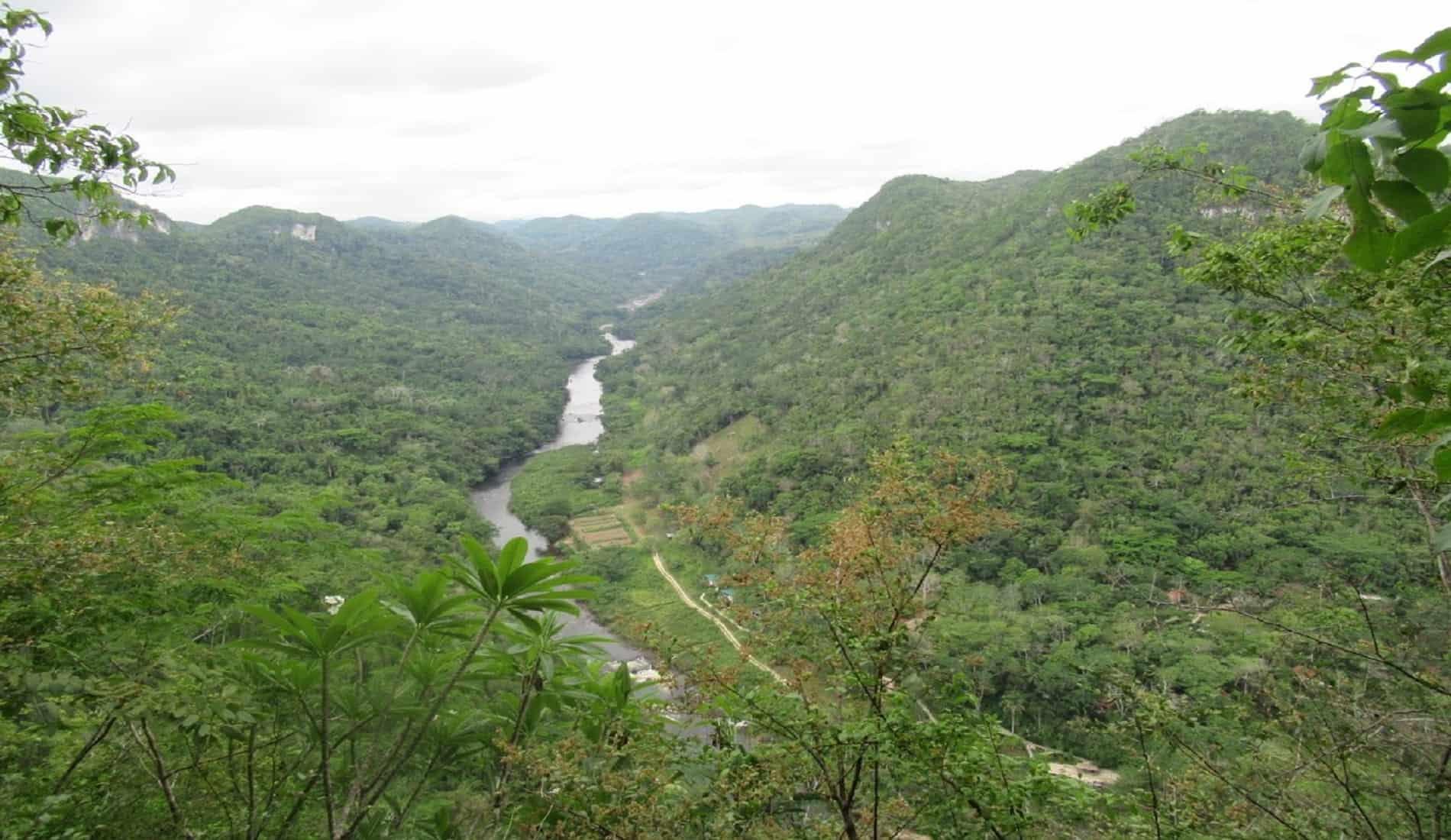 reisverslag belize black rock uitzicht rivier