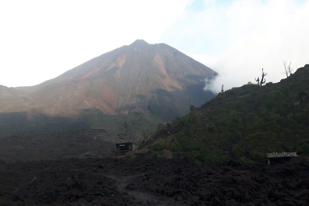 reisverslag guatemala pacaya