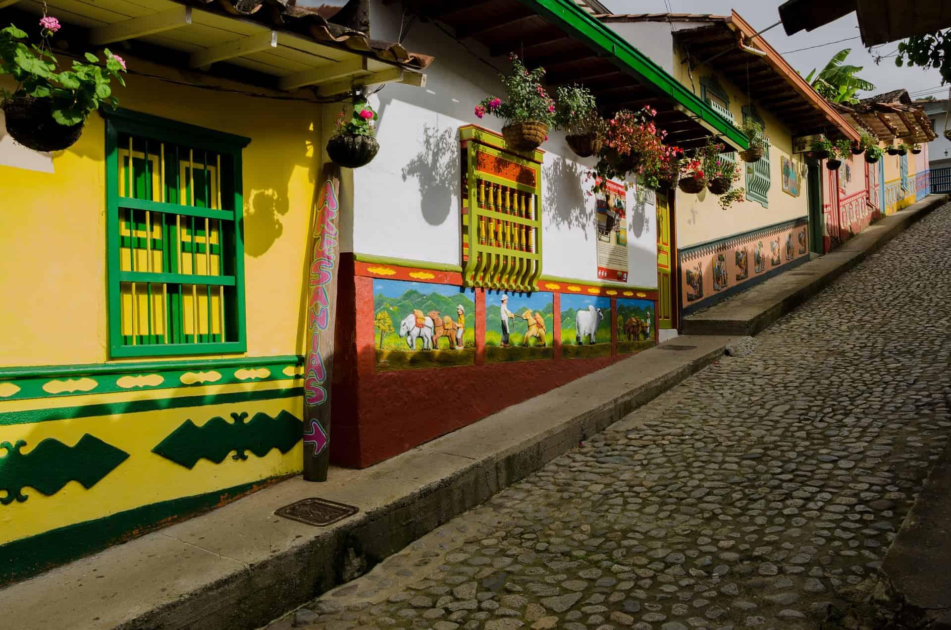 rondreis Colombia guatape