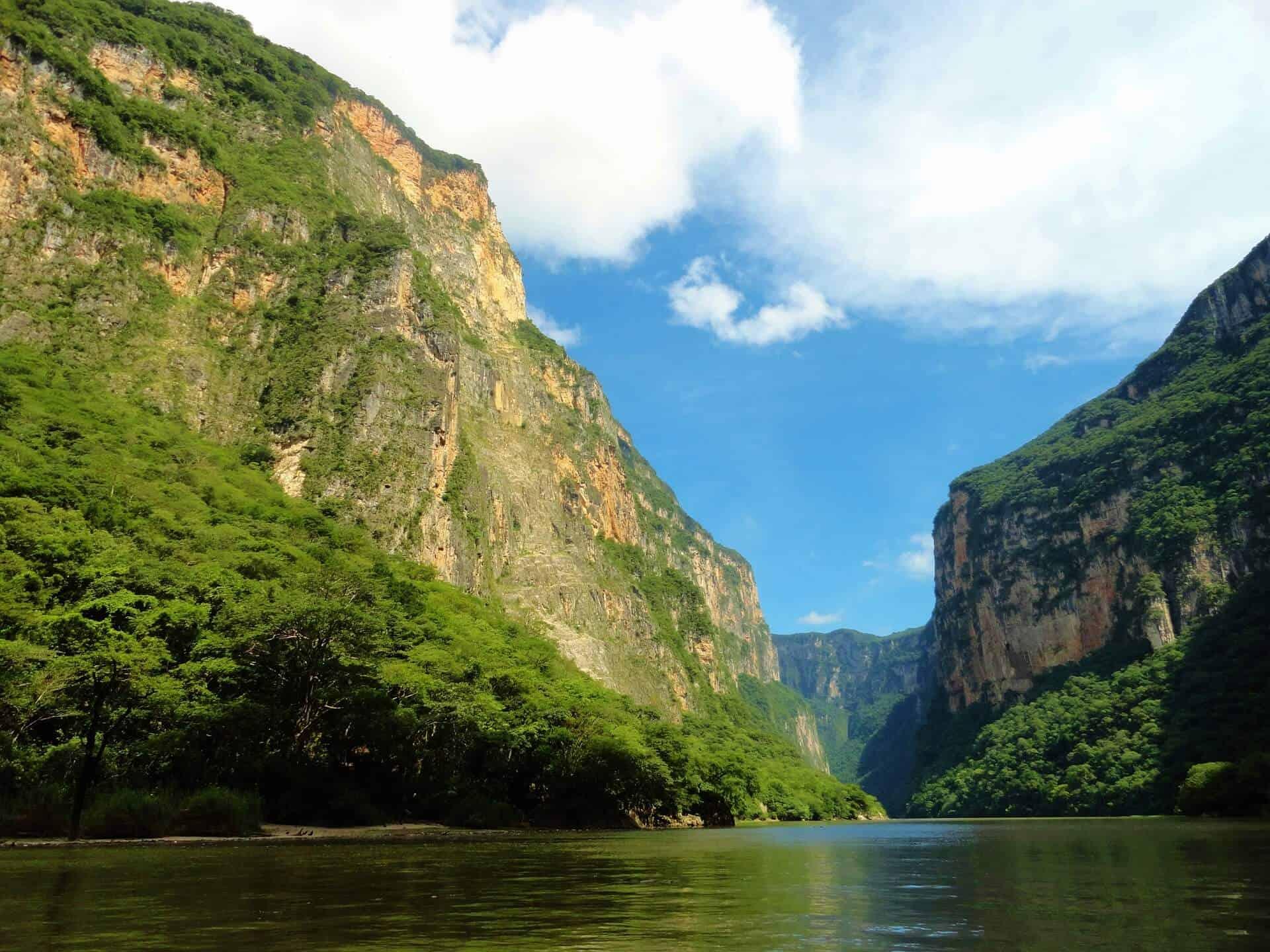 rondreis Mexico Canon del Sumidero