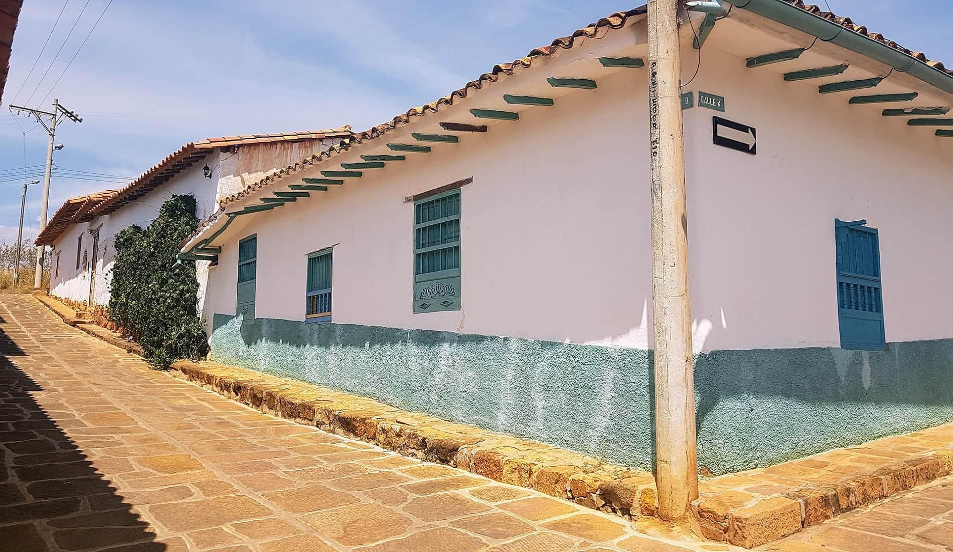 rondreis colombia barichara