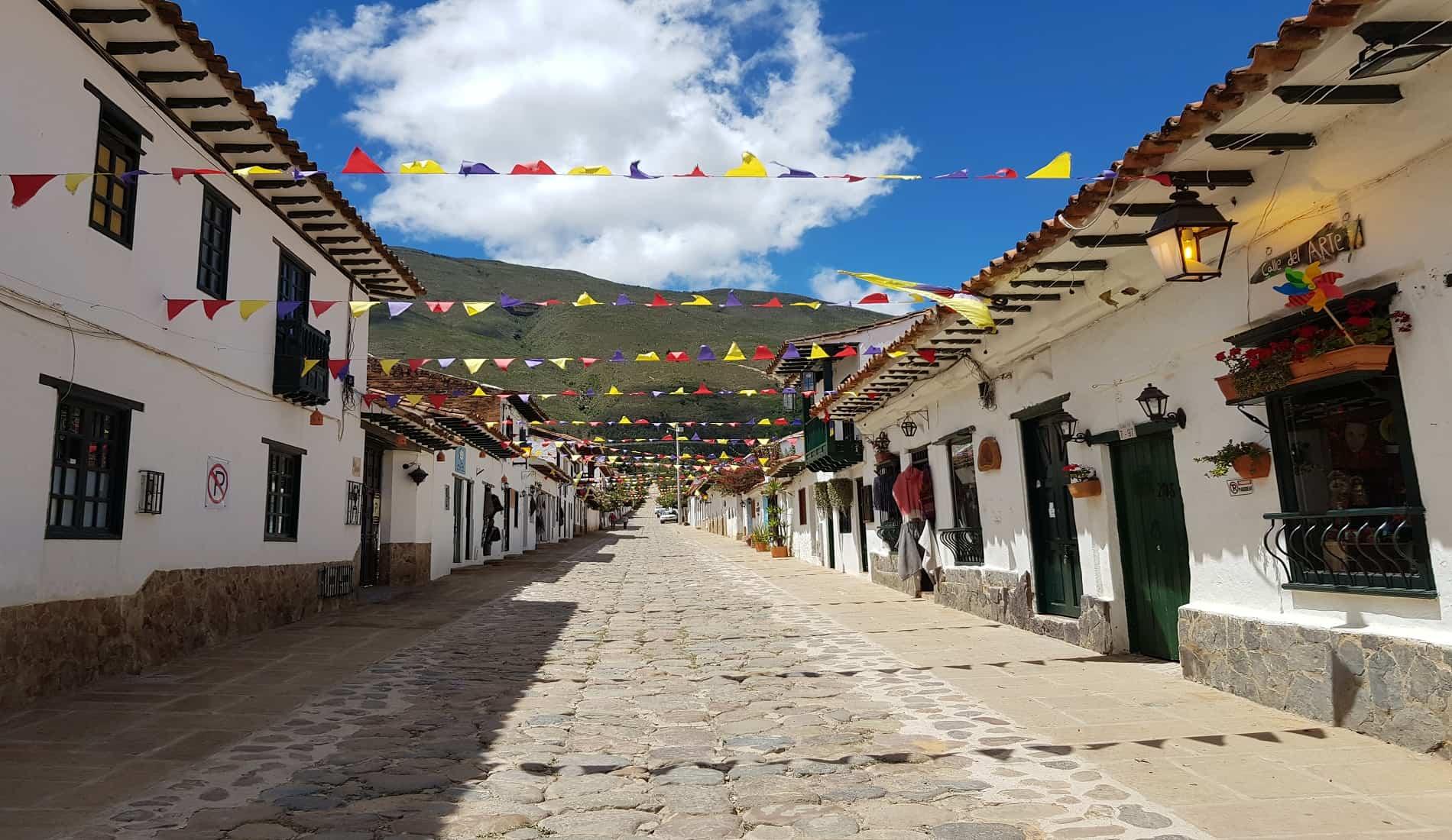 rondreis colombia villa de leyva