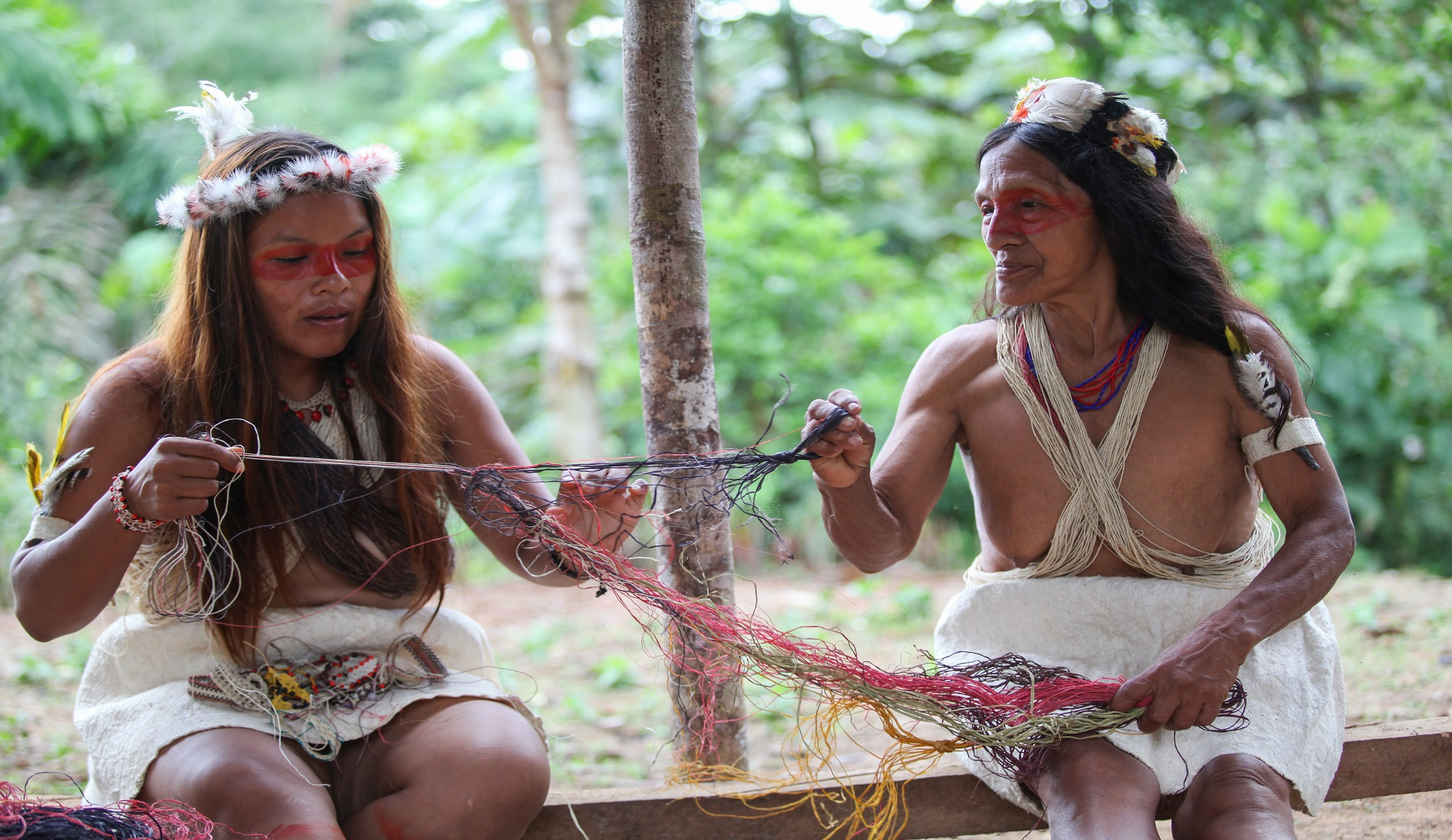 rondreis ecuador inheemse gemeenschap