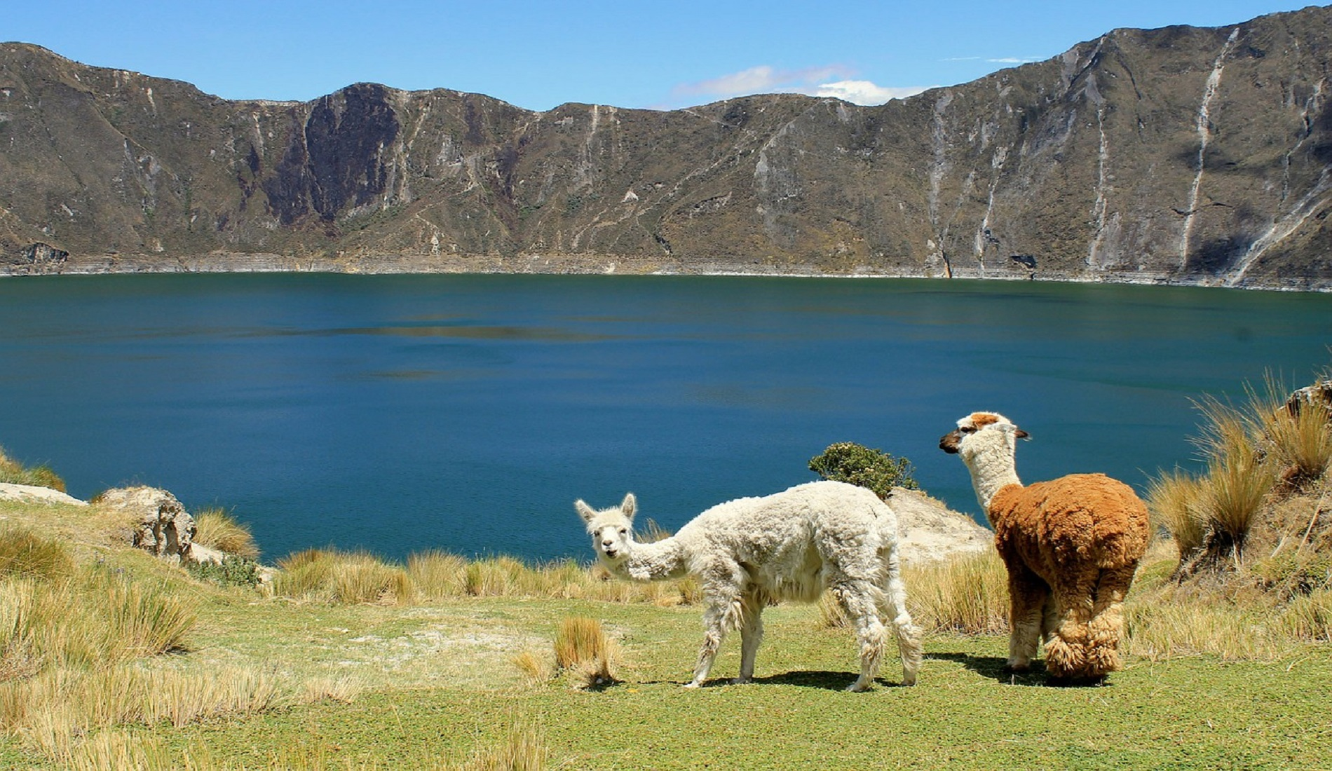 rondreis ecuador quilotoa