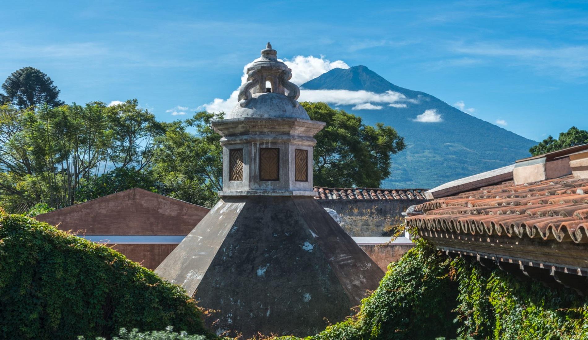 rondreis guatemala antigua hotel